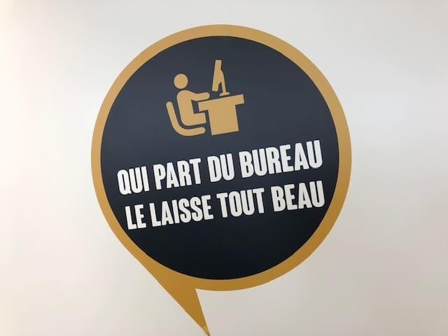 signalétique entreprise inspirante à Bordeaux