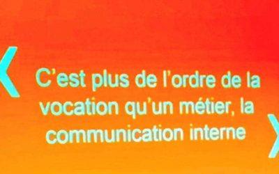 La raison d'être de la communication interne