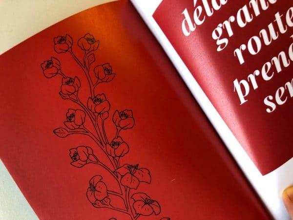 page intérieure mon carnet de note et d'inspiration by My Beautiful Value