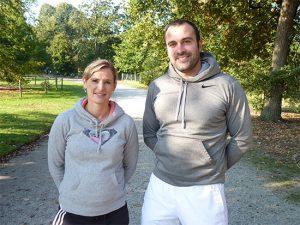 fondateurs de profeel partenaire MBV pour teambuilding sportif