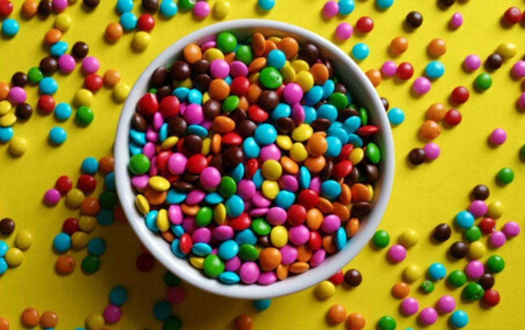 bol de bonbon pour prendre soin de l'autre