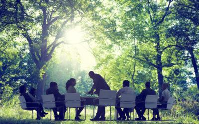 Mon entreprise agit pour l'environnement et j'en suis fier(e)… Et vous?