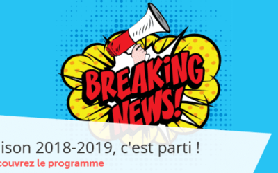 Programme des rencontres Afci 2018-2019