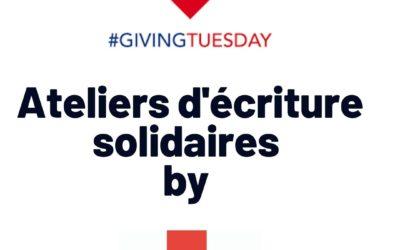 Participez au Giving Tuesday 2020